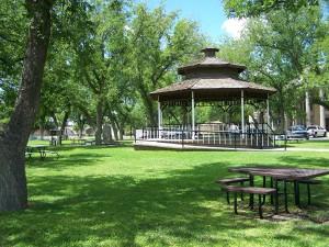 Zero Stone Park with Gazebo