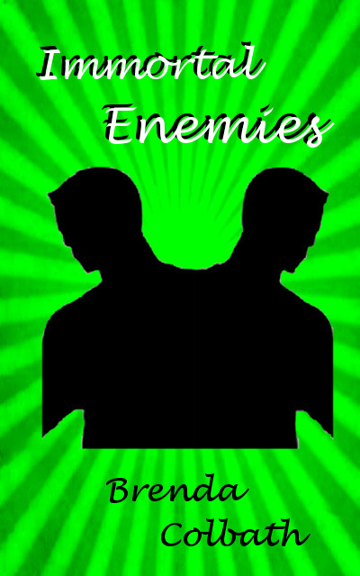 Immortal Enemies Front coverx